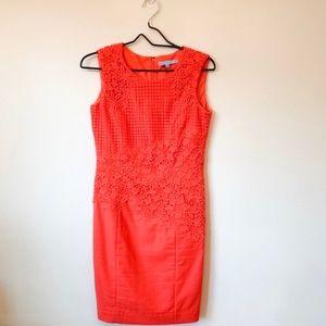 Antonio Melani Red Sheath Dress